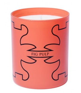 FIG PULP CANDLE