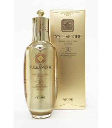 SOLEAMORE LATTE SOLARE VISO/CORPO SPF 30
