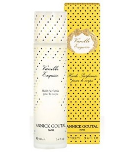 VANILLE EXQUISE HUILE PARFUME'E