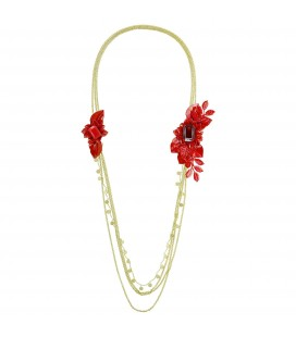 ROUGE PASSION COLLANA LUNGA