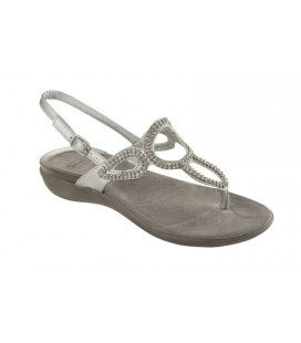 Dr.Scholl GLOSSY argento