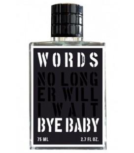 WORDS BYE BABY EDP