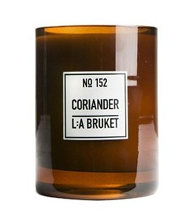 L:A BRUKET CANDELA CORIANDER, N° 152