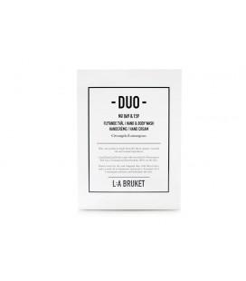 L:A BRUKET DUO LEMONGRASS SOAP 069 & HAND CREAM 159