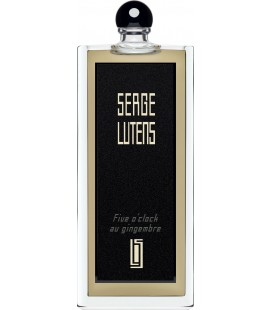 SERGE LUTENS NEW COLLECTION FIVE O' CLOCK AU GINGEMBRE EDP
