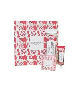 ROSE AMELIE GIFT SET HAND AND BODY