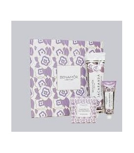 JACARANDÁ GIFT SET HAND AND BODY