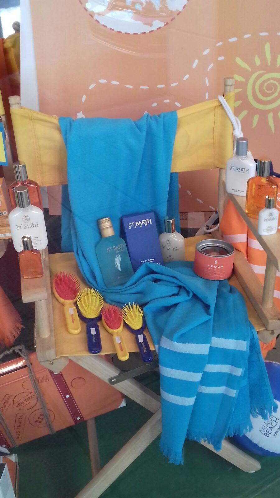 Promozione estiva Ligne St Barth - Con 3 prodotti il telo mare è in OMAGGIO